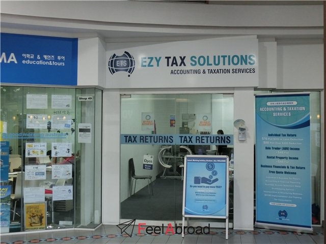 Taxation office